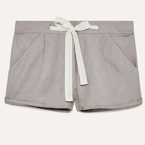 Wilfred Allegra Grey Shorts Size 0
